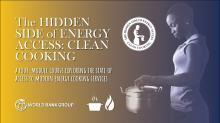 Postcard of the Hidden Side of Energy Access: Clean Cooking
