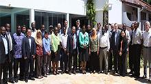Capacity Building Support to the Tanzania Geothermal Development Company Geothermal Workshop, Dar es Salaam