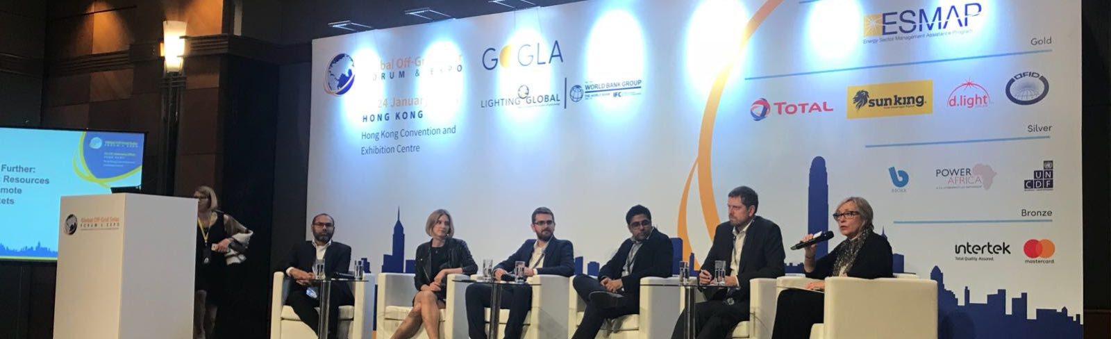 Global Off-Grid Solar Forum and Expo Kicks Off in Hong Kong