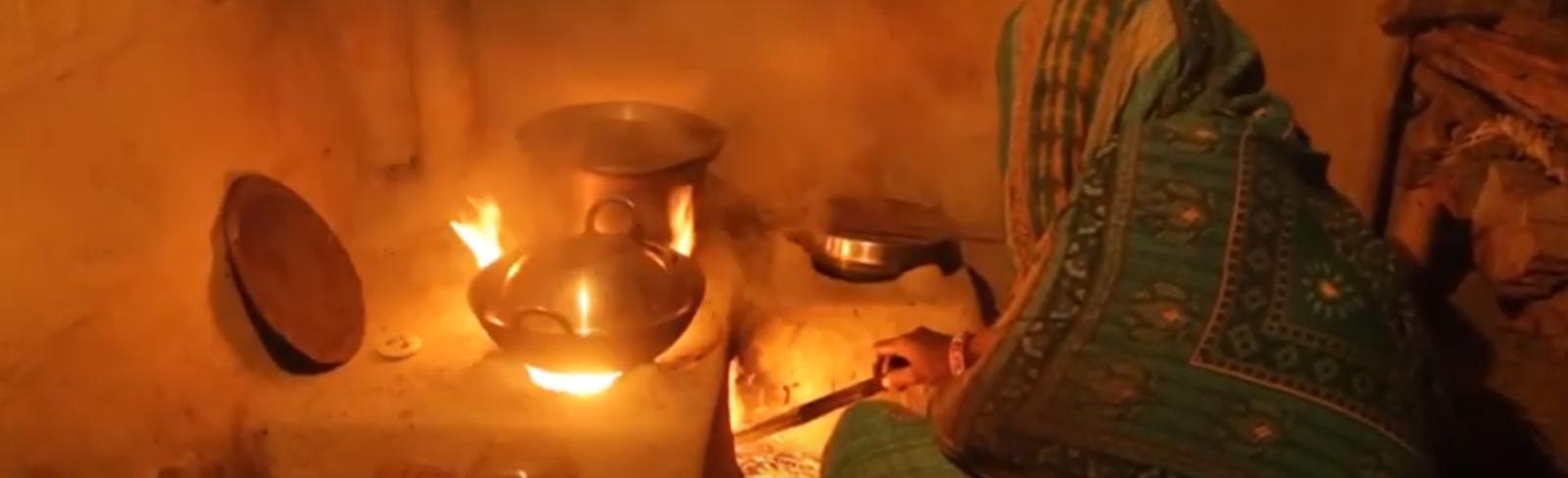Changing the Face of Cooking in Nepal