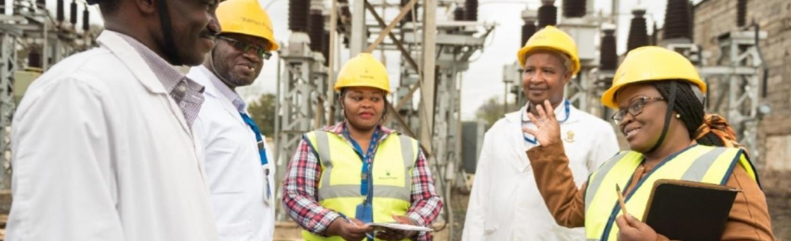 BLOG | Getting a Snapshot of Women's Employment in the Power Sector in Africa and South Asia