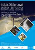 Cover for India's State-Level Energy Efficiency Implementation Readiness
