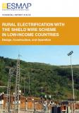 Cover for Rural Electrification with The Shield Wire Scheme in Low-Income Countries