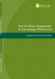 Cover of TRACE 2.0 Tool: A Manual for Experts and City Officials