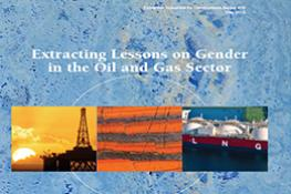 Extracting Lessons on Gender in the Oil and Gas Sector