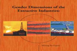 Gender Dimensions of the Extractive Industries | Mining for Equity