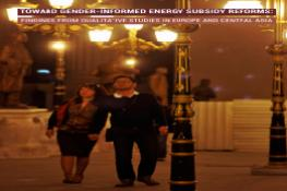 Toward Gender-Informed Energy Subsidy Reforms: Findings from Qualitative Studies in Europe and Central Asia