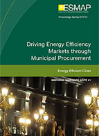 Driving Energy Efficiency Markets through Municipal Procurement | Mayoral Guidance Note #1