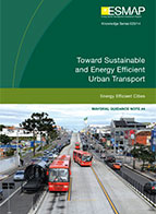 Toward Sustainable and Energy Efficient Urban Transport | Mayoral Guidance Note #4