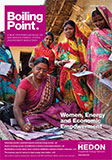 Boiling Point: A Practitioner's Journal on Household Energy Stoves and poverty reduction