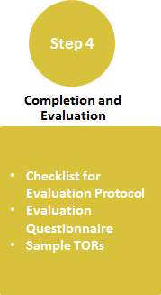 Step 4 | Completion and Evaluation Gender Online Resources (ESMAP)