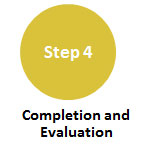 Step 4 | Completion and Evaluation